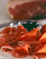 Serrano ham - suppliers of serrano ham in the UK